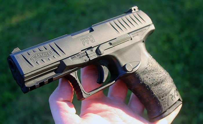 The Best compact 9mm. (Photo by David Higginbotham)