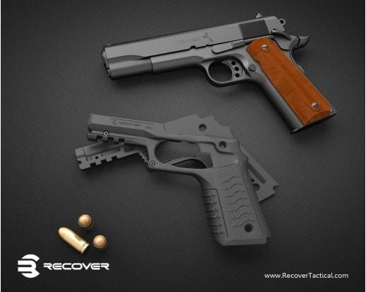 recover-1911-grip-rail-black