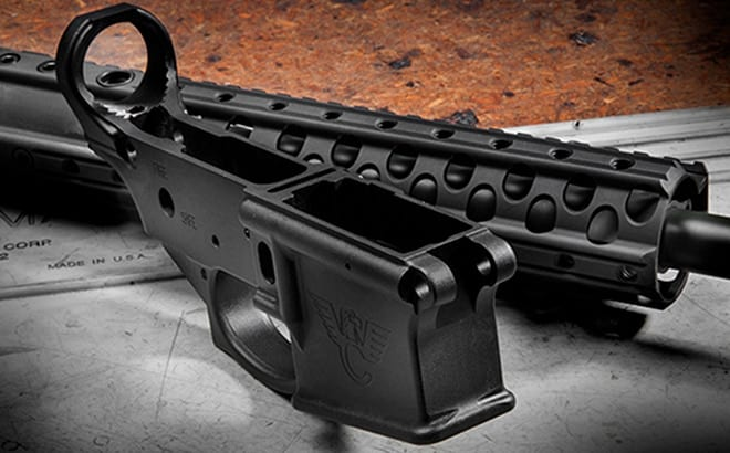 wilson combat forged enhanced receiver