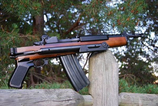 The Ruger AC556: The totally legal, totally full auto Mini 14