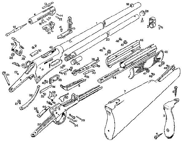 Colt Lightning schematics