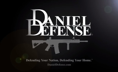 It was only in the closing seconds of the proposed Daniel Defense ad featured a firearms silhouette.