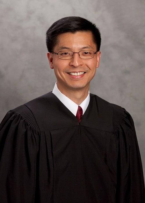 Federal Judge Edmond E. Chang