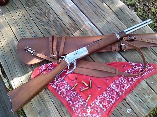 Gun Review - Rossi M92 0.44 Magnum Carbine :: Guns.com