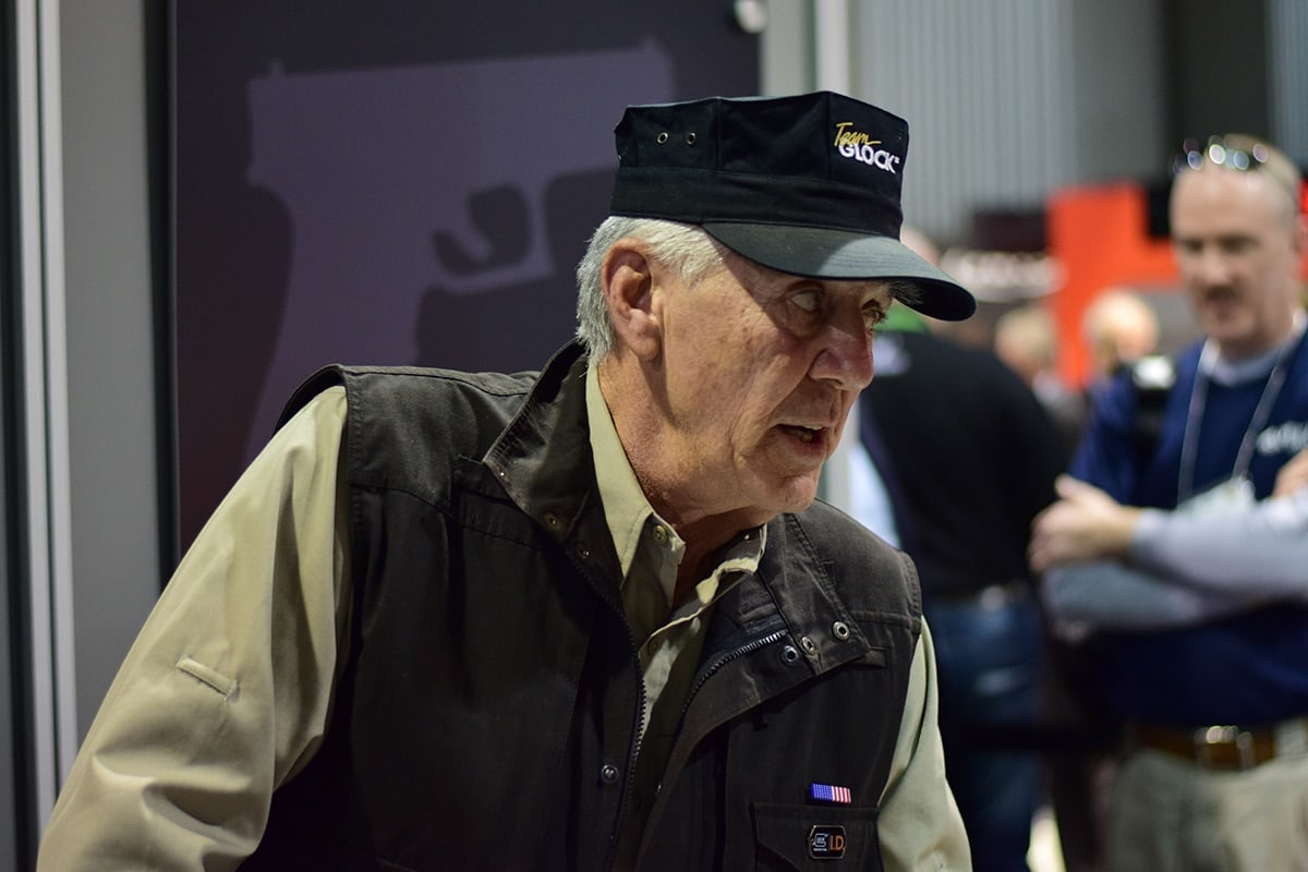 Someone just told the Gunny that Glock's aren't the best pistols in the world.
