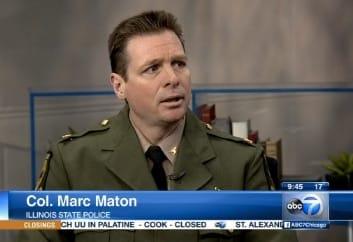 Colonel Marc Maton
