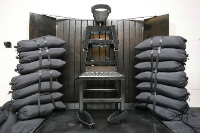 Utah has carried out 40 executions by firing squad, the last in 2010. Photo Credit AP photo via the Times of London
