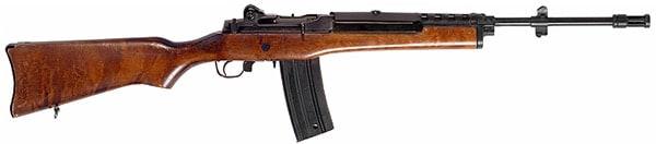 Ruger AC556 standard model