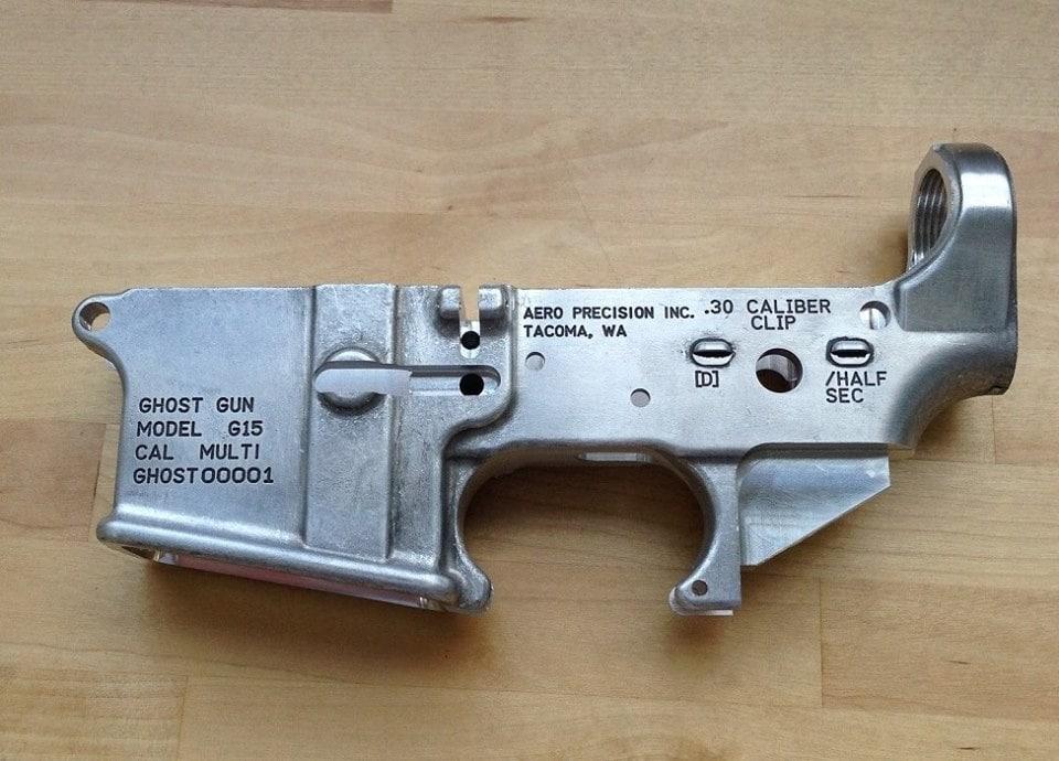 aero precision ghost gun