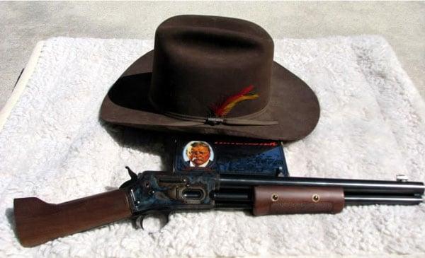 AWA Lightning Bolt pistol