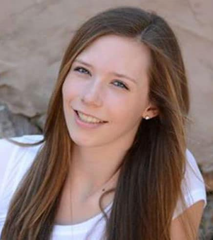 """17-year-old Claire Davis died a week after she was shot by a fellow student who entered their school last month armed with a shotgun and """"ill intentions."""" (Photo credit: Fox)"""