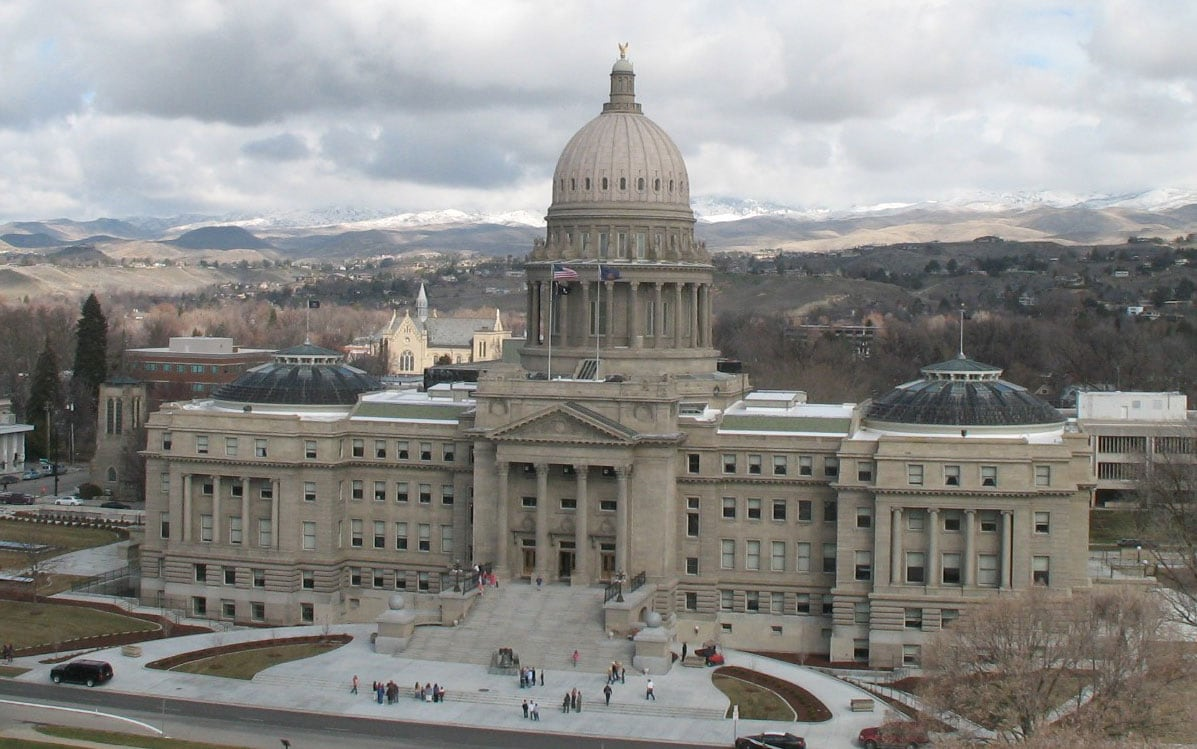 A similar bill failed to pass in 2011, but the updated legislation went before lawmakers on Monday. (Photo credit: Idaho.gov)