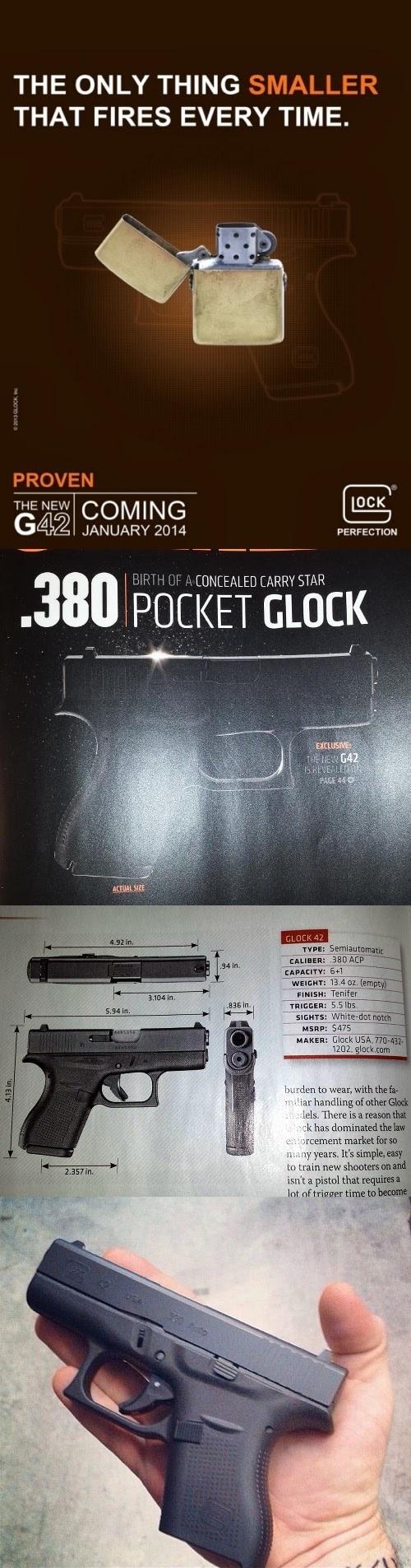 glock 42 rumors