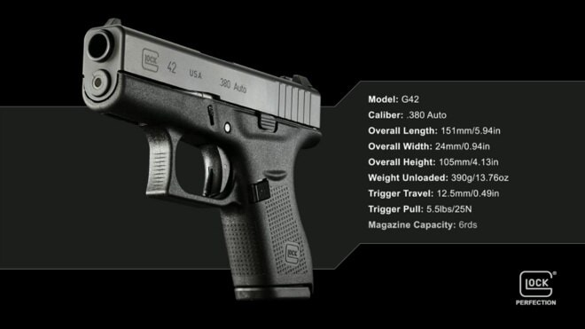 glock model 42