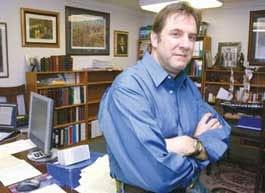 Donald E. J. Kilmer (Photo credit: The Stanford Review)
