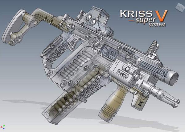 KRISS Super V