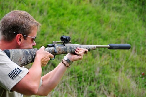 The numbers of legal suppressors have been on the rise the past fifteen years as the devices are seen as beneficial for both safety and hunting.