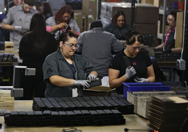 Magpul is expected to bring 90 manufacturing jobs to Wyoming this year. (Photo credit: Chicago Tribune)