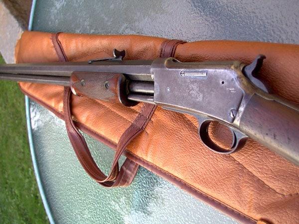 Medium frame Colt Lightning rifle