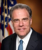 Michael E. Horowitz was confirmed as Inspector General for the Department of Justice (DOJ) by the U.S. Senate on March 29, 2012. (Photo credit: DOJ)