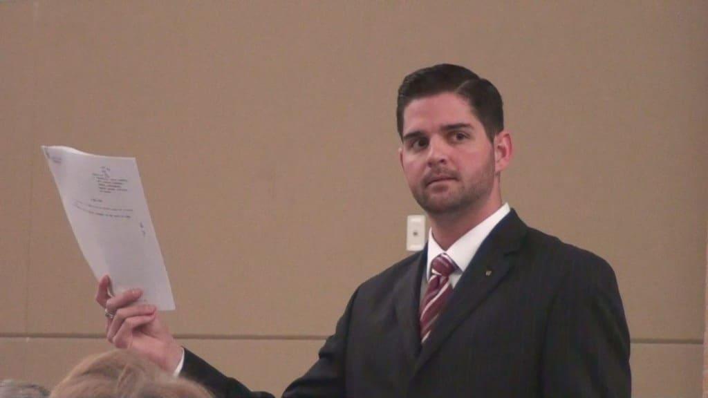 State Rep. Matt Windschitl is attempting to get suppressors legalized in Iowa. (Photo credit: theiorepublican.com)