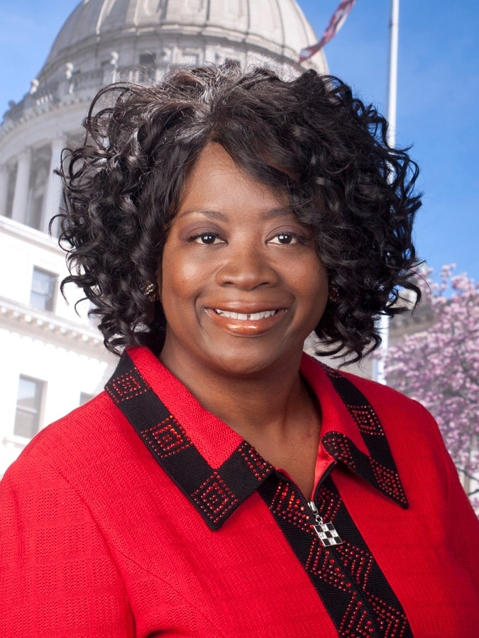 Rep Omeria Scott's HB231 would require extensive public record keeping of ammo sales in MS