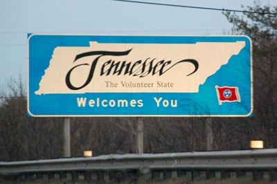 If this new bill is enacted, the Welcome sign would not apply to federal gun laws in the state.