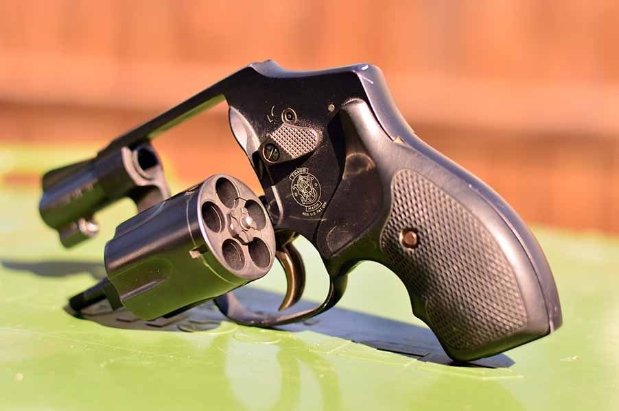 smith and wesson 442