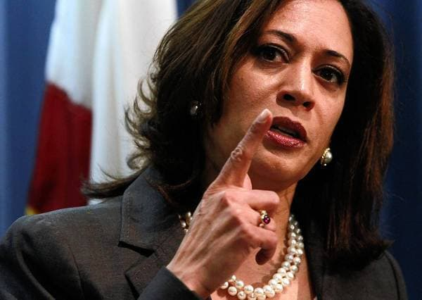 California State Atty. Gen. Kamala Harris is asking federal courts for a further review of the Peruta case. (Photo credit: LA Times)