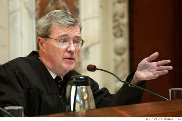 "Federal Judge Diarmuid F. O'Scannlain wrote that the Second Amendment has ""Always been an individual right to defend oneself,"" in the 9th US Court's decision on Peruta v. San Diego Thursday. (Photo credit: sfgate)"