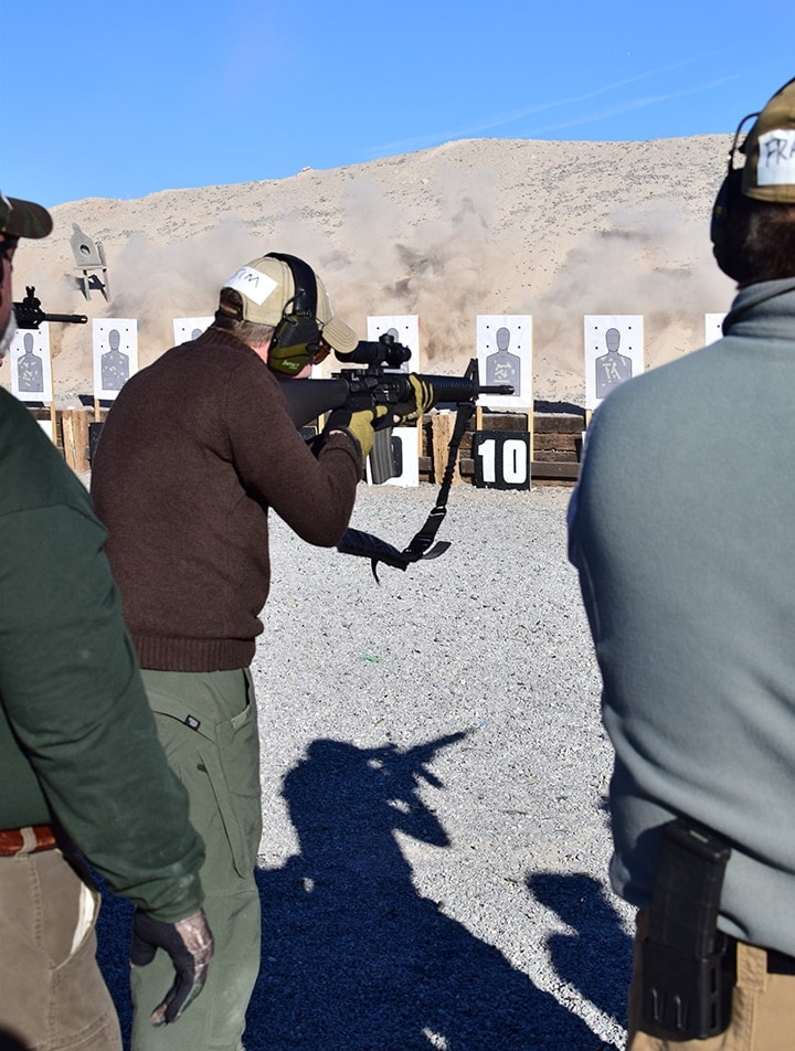 Front Sight academy