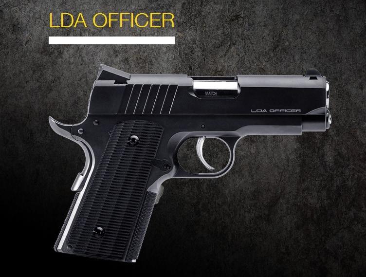 Para's new LDA is very similar to older models. (Photo Credit: Para Ord)