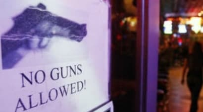 SC governor signs bill allowing concealed carry in bars