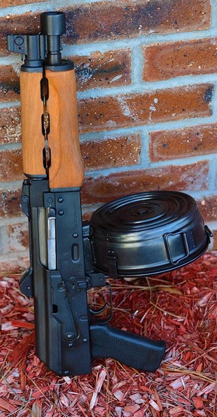 Pocket arsenal -- PAP pistol
