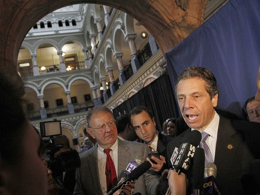 Gov. Cuomo remains solid in his support for the SAFE Act, now in its second year. (Photo credit: USA Today)