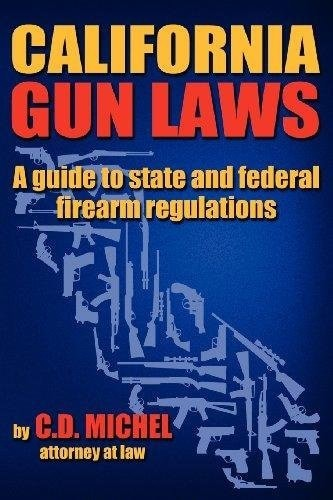 MIchel quite literally wrote the book on California gun laws.