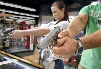 Two of the three Second Amendment cases declined by the Supreme Court Monday were petitions  to allow adults 18-20 access to handguns for self-defense.