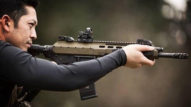 left-handed faxon firearms ARAK-21