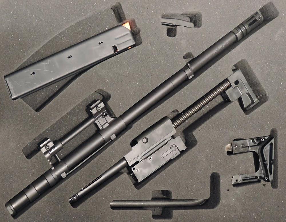 tavor 9mm conversion kit