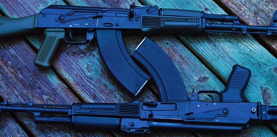 No matter which you pick, you'll have an ultra reliable rifle (Photo by: Jim Grant)