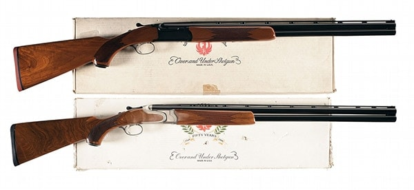 Ruger Red Label shotguns