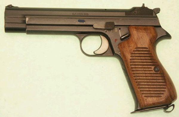 SIG S.P. 47/8 pistol
