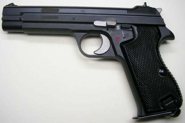 SIG P210-2.