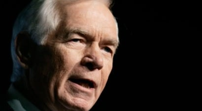 Sen. Thad Cochran (R-MS), is backing a bill that would prevent federal funds to be used for any gun registration. (Photo credit: AP)