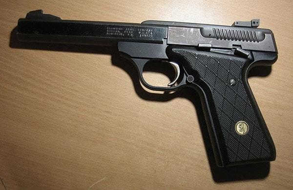 Basic Browning Buck Mark