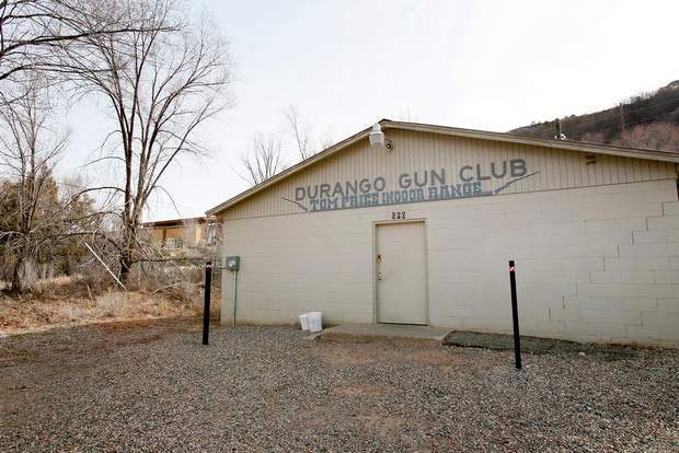 The Durango Gun Club president claims the city is using the NRA requirement as a means to obtain the land wanted for a bicycle park. (Photo credit: The Durango Herald)