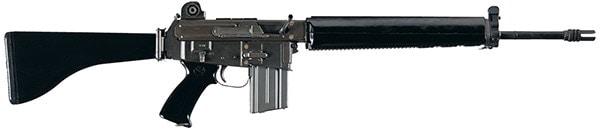 AR180 assault rifle