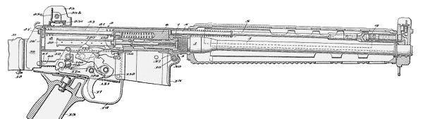 AR18 rifle schematics