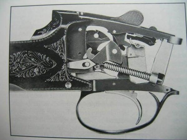 brtowning superposed trigger