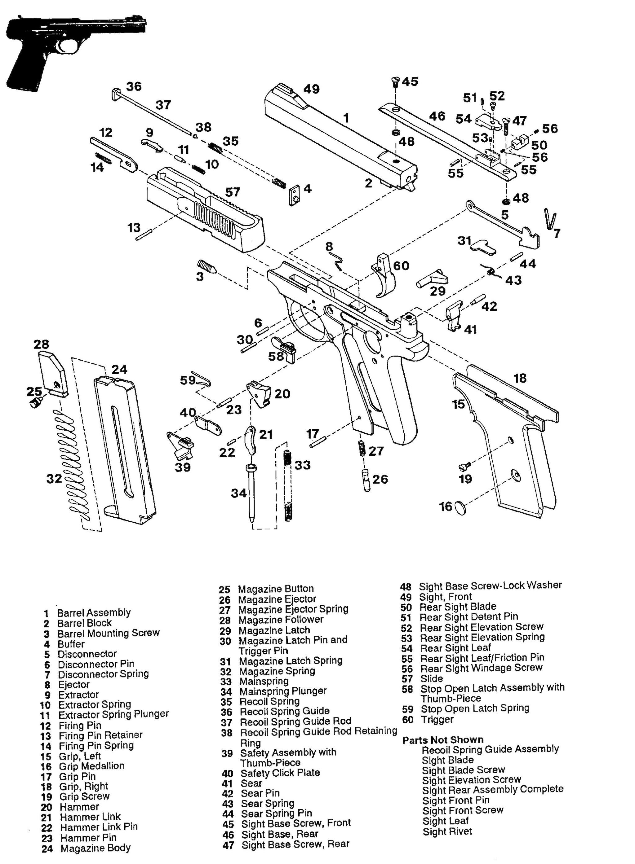 Browning Buckmark